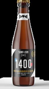 Bière 1400 33 cl