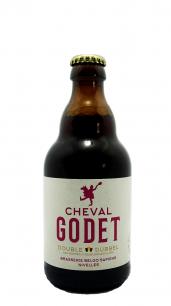 Cheval godet double 33Cl -Brasserie Belgo Sapiens
